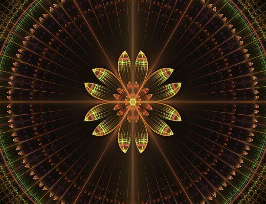 mandala i obraz energetyczny
