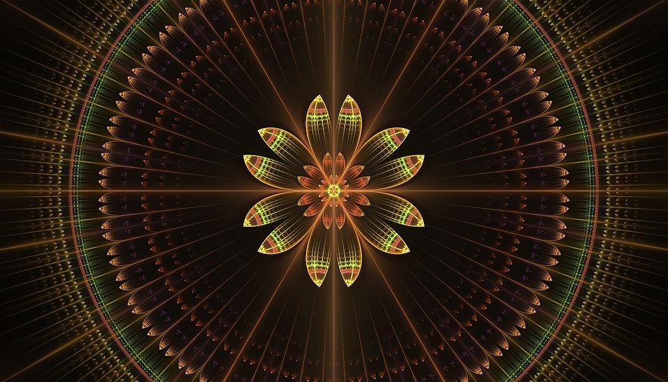 Rola mandali i obrazów energetycznych